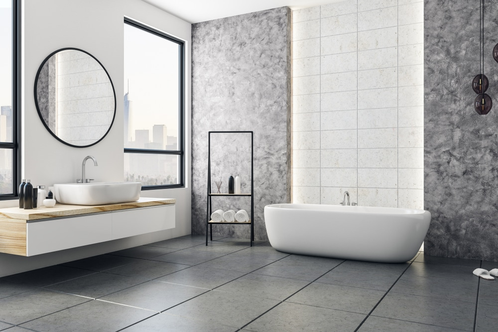 Newcastle Bathroom Tiling Services